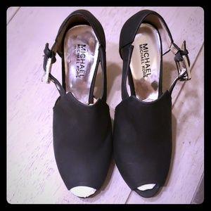 5fa1987aea5 Women s Michael Kors High Heel Sandals on Poshmark